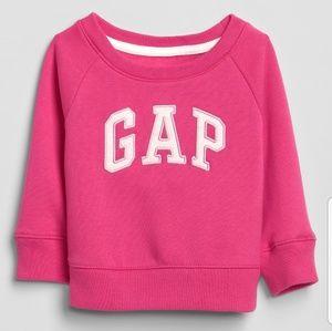 3,4,5 Years Gap Pink Sweatshirt